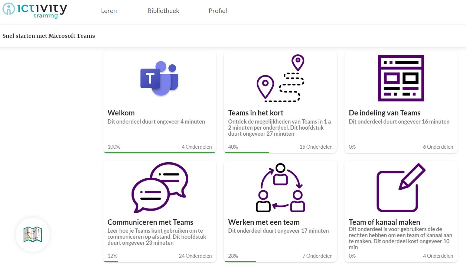 Microsoft Teams e Learning